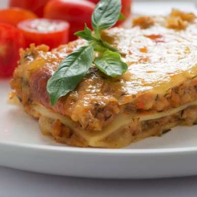 Photo of Lasagna by Sanjula Thangkhiew at BetterButter