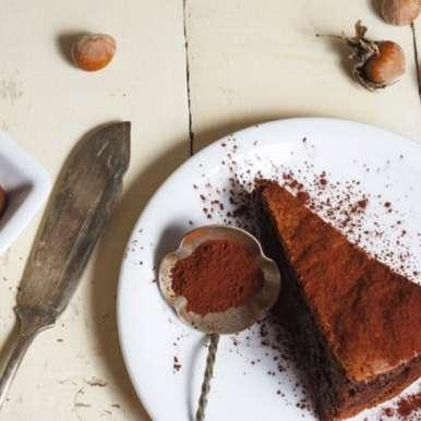 Photo of Nutella Cake by Anushka Basantani at BetterButter
