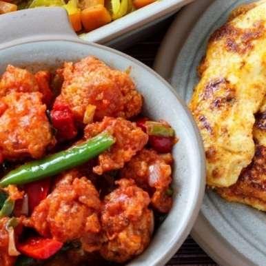 Gobhi Manchurian recipe in Tamil,கோபி மஞ்சூரியன், Anushka Basantani