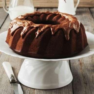 Photo of Eggless Chocolate Cake by Anushka Basantani at BetterButter