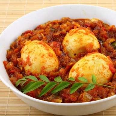 Egg Roast, How to make Egg Roast