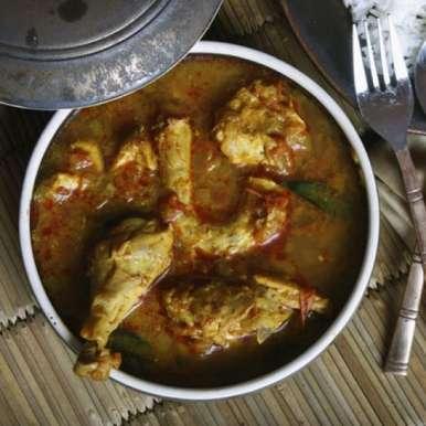 Chettinad Chicken, How to make Chettinad Chicken