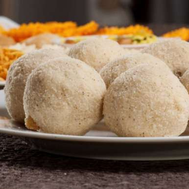 Photo of Coconut rava Ladoos by Sanjula Thangkhiew at BetterButter