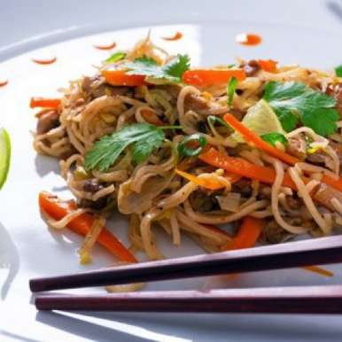 Lo Mein, How to make Lo Mein