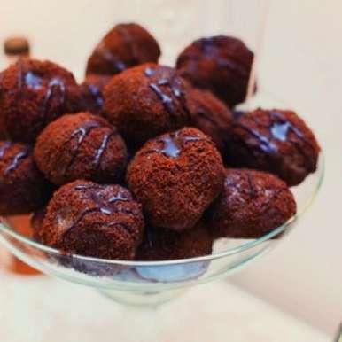 Chocolate Truffle, How to make Chocolate Truffle