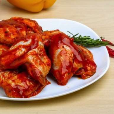 Buffalo Chicken Wings, How to make Buffalo Chicken Wings