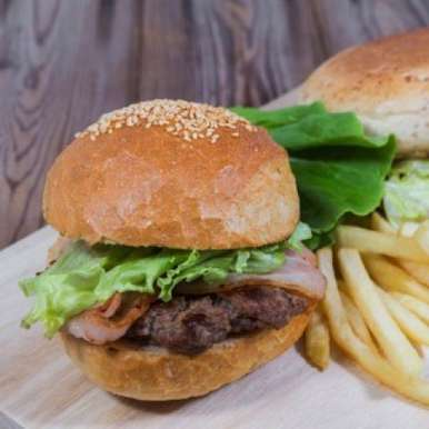 Photo of Hamburger by Sakshi Khanna at BetterButter