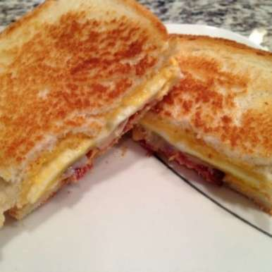 Bacon, Egg & Cheese - Greasy Style, How to make Bacon, Egg & Cheese - Greasy Style
