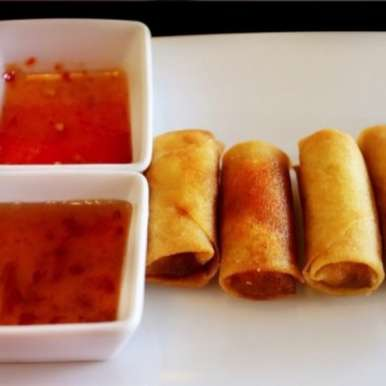 Spring Rolls, How to make Spring Rolls