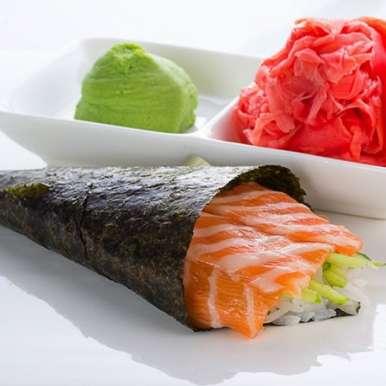 Temaki Sushi, How to make Temaki Sushi