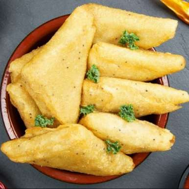 Photo of Rainy day Bread Pakoras by Bindiya Sharma at BetterButter