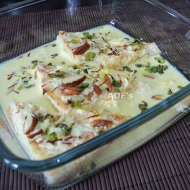 Shahi Tukda, How to make Shahi Tukda