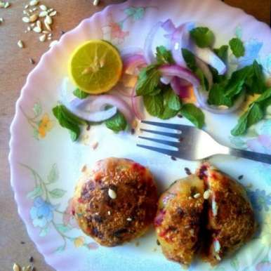 Beetroot chops, How to make Beetroot chops