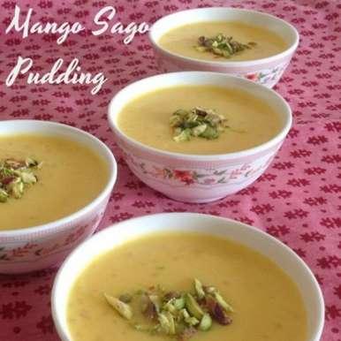 Photo of Mango Sago Pudding by Razina Javed at BetterButter