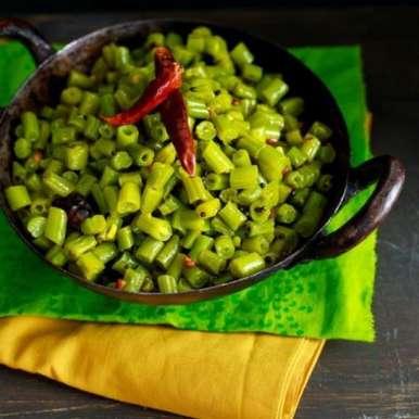 Photo of Heart healthy green beans ki sabzi by Bindiya Sharma at BetterButter