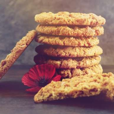 Photo of Anzac cookies by Sakshi Khanna at BetterButter