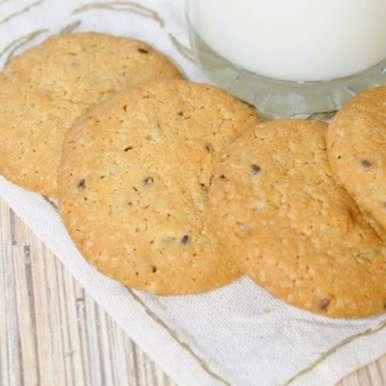 Eggless Almond Cookies, How to make Eggless Almond Cookies