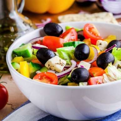 Photo of Greek Salad by Sakshi Khanna at BetterButter