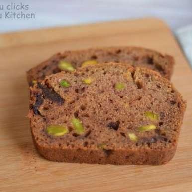 Photo of Break the Fast Date & Nut Bread by Priya Srinivasan at BetterButter