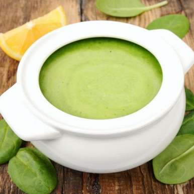 Cream of Spinach, How to make Cream of Spinach
