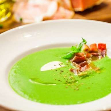 Photo of Pea Soup by Pranav Shah at BetterButter