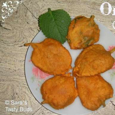 Photo of Aromatic Fritters / Omavalli Bajji /  Cuban Oregano Fritters by sharanya palanisshami at BetterButter