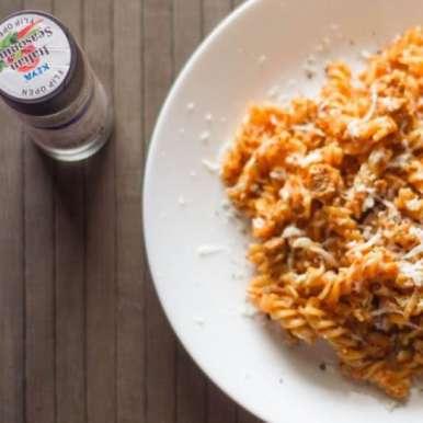 Masala Fusilli Pasta - Desi Style, How to make Masala Fusilli Pasta - Desi Style