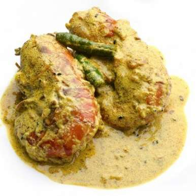 Photo of Chingri Maacher Malai Curry ( Tiger Prawns cooked in Coconut Milk) by Ritu Sharma at BetterButter