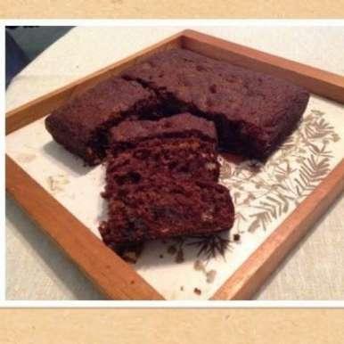 Photo of Date & Walnut Cake by usha balagopal at BetterButter