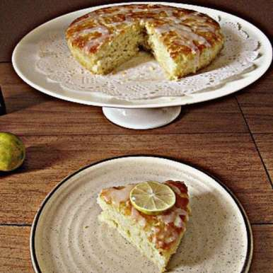 Photo of Lemon Yogurt Cake by Ruchira Hoon at BetterButter