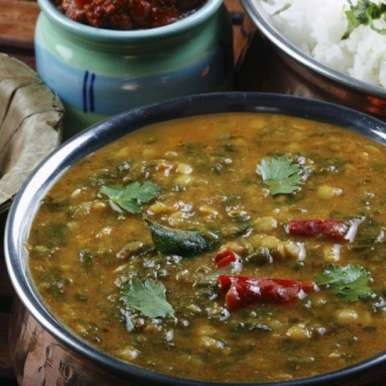 Photo of Gongura Chana Dal/ Daal by Sanjula Thangkhiew at BetterButter