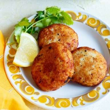 Photo of Green Pea Cutlet by Bindiya Sharma at BetterButter