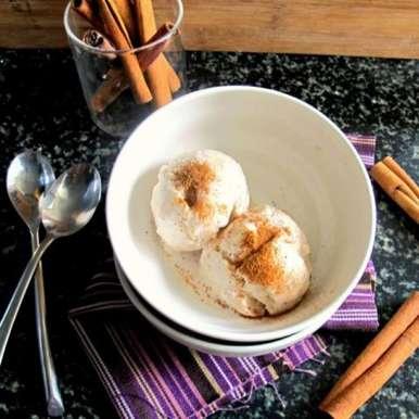 Photo of Cinnamon Ice Cream by Ruchira Hoon at BetterButter