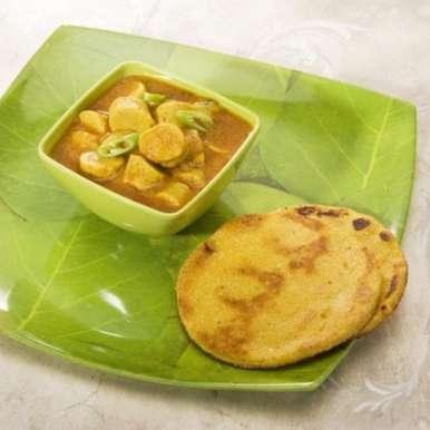 Bajra roti, How to make Bajra roti
