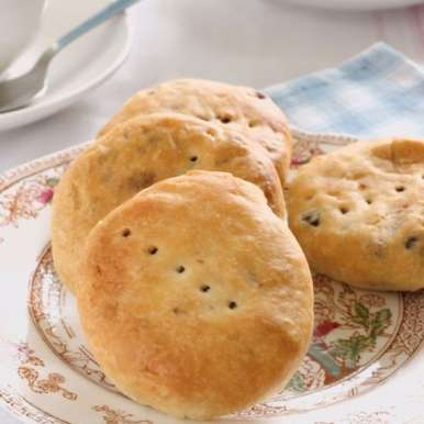 Photo of Eccles Cake by Radhika Khandelwal at BetterButter