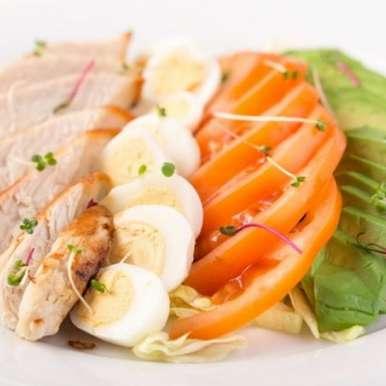 Photo of Cobb Salad by Bindiya Sharma at BetterButter