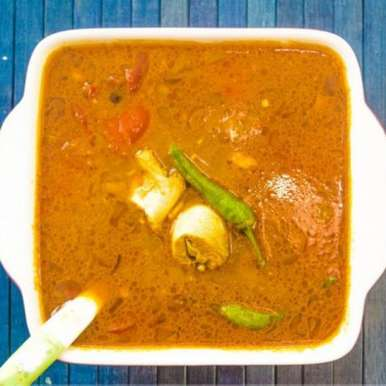 Photo of Meen Aanam / Fish Curry With Coconut Milk by Kishorah Zaufer at BetterButter