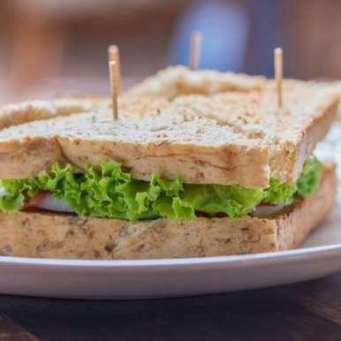 Photo of Veg sandwich by Sukhmani Bedi at BetterButter