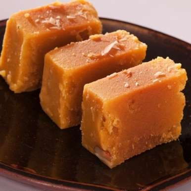 Photo of Mysore Pak by Sakshi Khanna at BetterButter