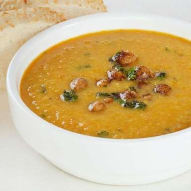 Photo of Masoor ki Dal or Red Lentils by Ruchira Hoon at BetterButter