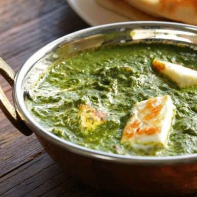 Photo of Saag Paneer by Ruchira Hoon at BetterButter