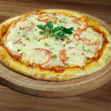 Photo of Cheese Pizza by Radhika Khandelwal at BetterButter