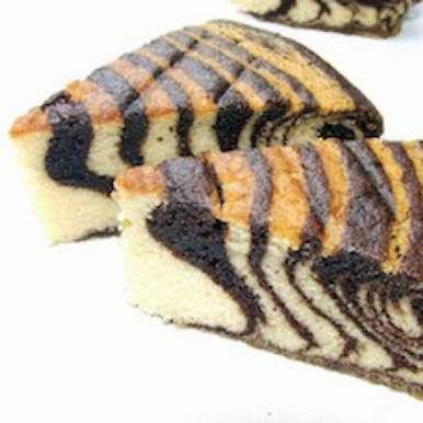 Photo of Zebra Cake by Namita Tiwari at BetterButter
