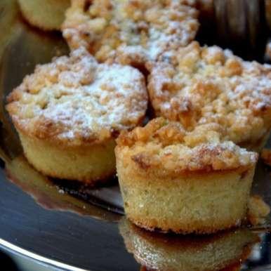 Photo of Apple crumble muffins by sangeeta khanna at BetterButter