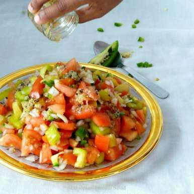 Photo of Ethiopian Tomato Salad by Dhanya Samuel at BetterButter