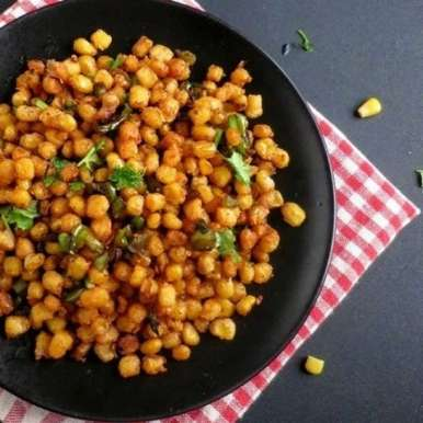 Photo of Crispy Corn Kernels by Anjana Chaturvedi at BetterButter