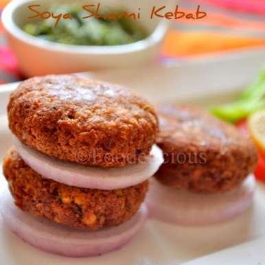 Photo of Shami Kebab Using Soya by Pari Vasisht at BetterButter