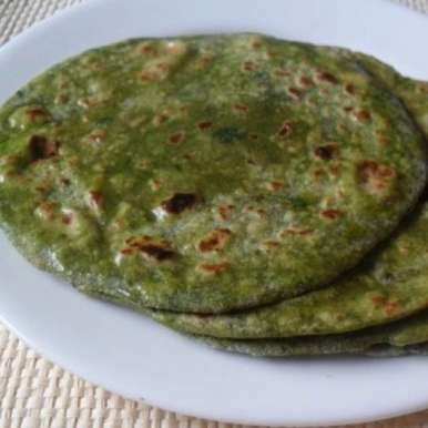 Photo of Methi Paratha by Linu Freddy at BetterButter