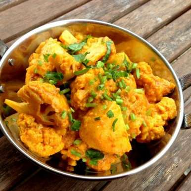 Photo of Aloo Gobi by Bhavna Kalra at BetterButter