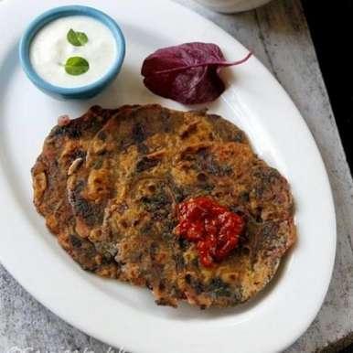 Photo of Amaranth Flat breads by Sanjeeta KK at BetterButter